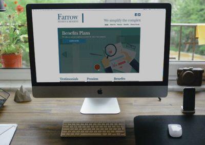 Farrow Pension & Benefits